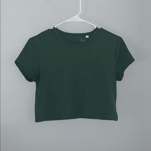 PACSUN cropped t-shirt in perfect condition!!